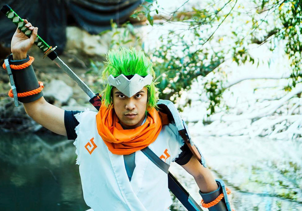 Genji Cosplay by Alfred Hightower
