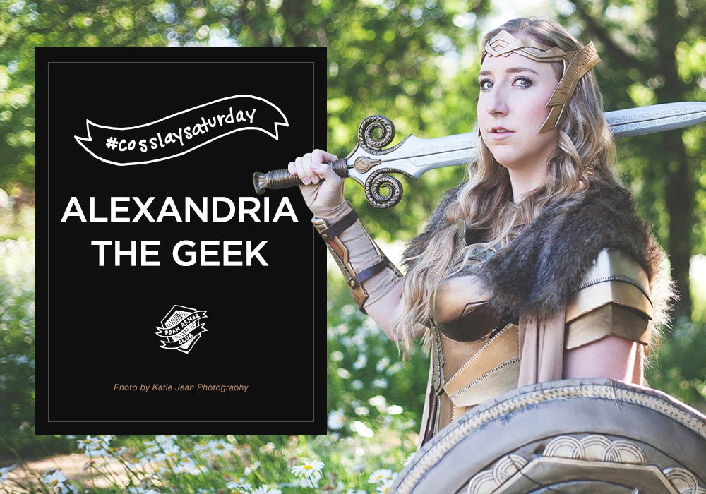 Alexandria the Geek