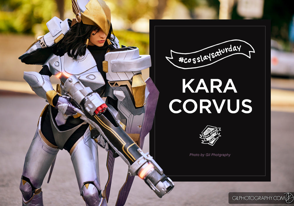 Kara Corvus Interview