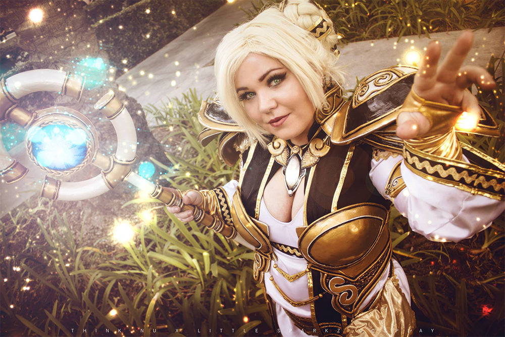 Little Sparkz Chromie Cosplay