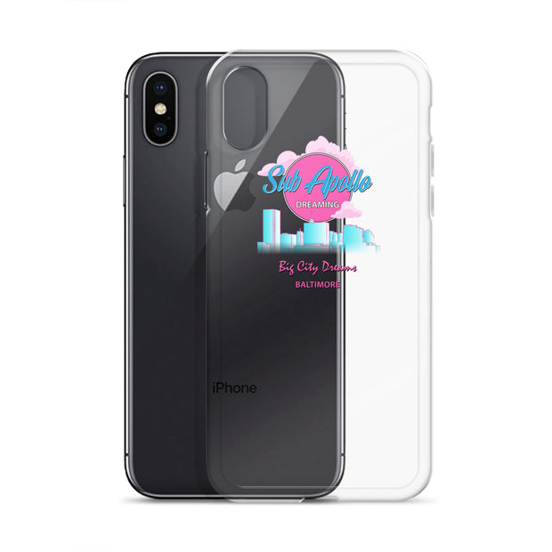 SubApollo Baltimore iPhone Case