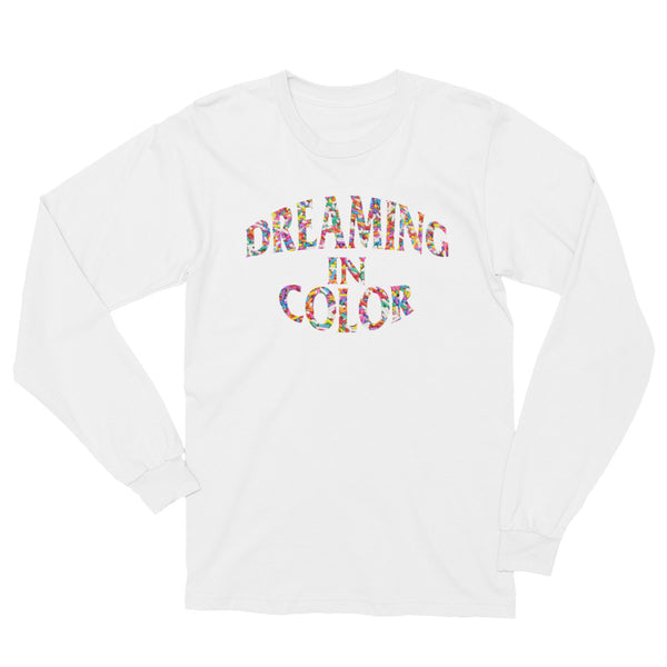 Dreaming In Color Long Sleeve Shirt