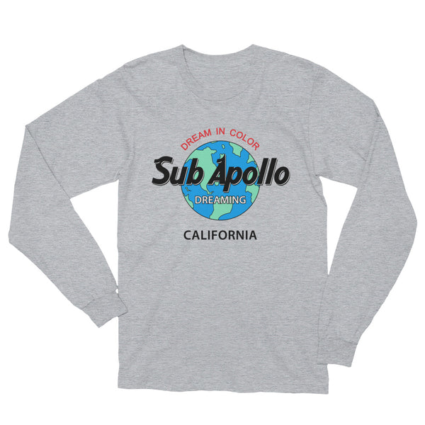 Worldwide Long Sleeve T-Shirt