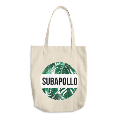 SubApollo Tropical Tote Bag
