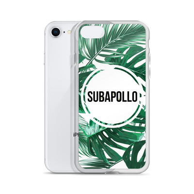 Tropical SubApollo iPhone Case