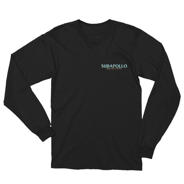 For The People Long Sleeve Shirt