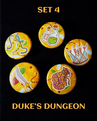 Dungeon Treasure