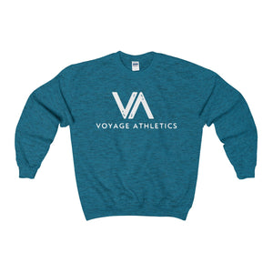 Voyage Heavy Blend Adult Crewneck Sweatshirt - voyage Athletics