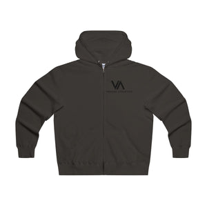 Voyage Lightweight Zip Hooded Sweatshirt - voyage Athletics