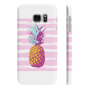 Pineapple Slim Phone Cases - voyage Athletics