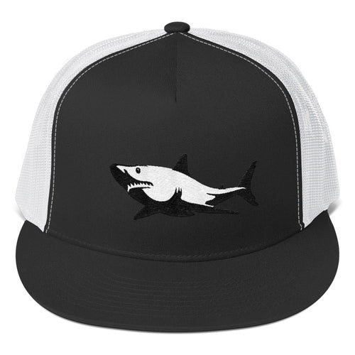 Shark Trucker Cap - voyage Athletics