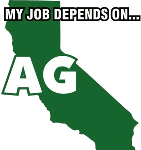 My Job Depends On AG™ Dinner