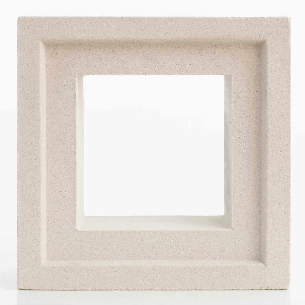 Breeze Block Space White