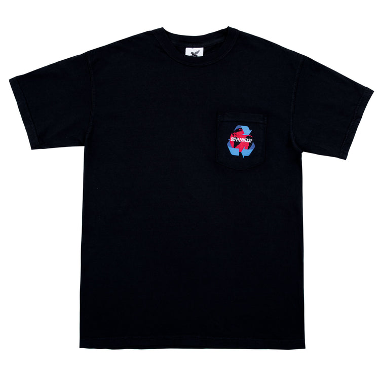 Recycled Logo Pocket Tee