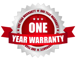 1 Year Warranty on Quality Built Mens Ratchet Belts by Railtek Belts