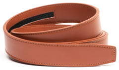 Tan Leather Belt - Strap Only