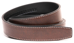 Tanned - Dark Brown Leather - Strap Only