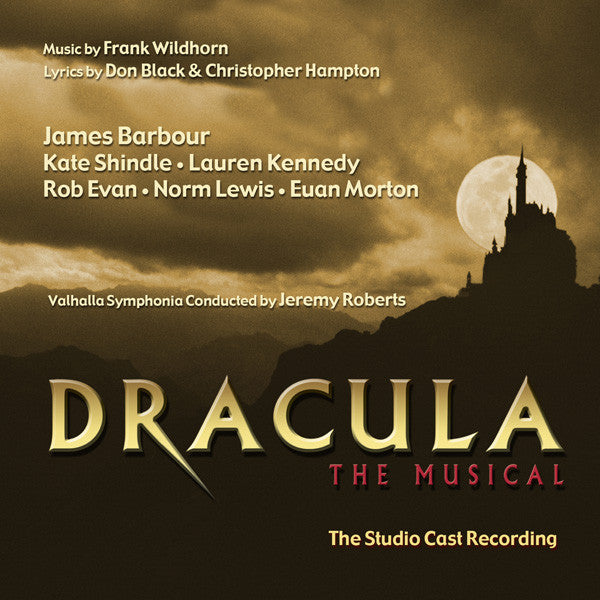 Dracula, The Musical: The Studio Cast Recording