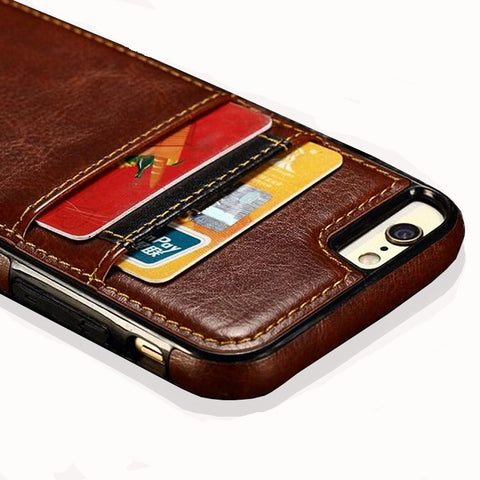 Luxury Leather Case For iphone 6 and 6s ,4.7 inch