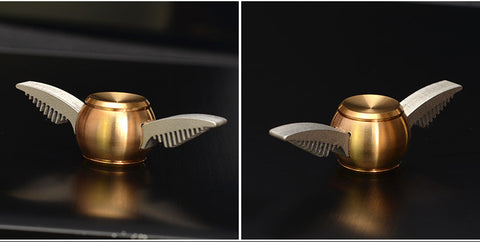 Golden Snitch 2nd Gen Fidget spinner