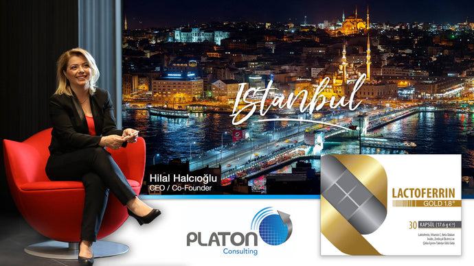 PLATON launches bioQuad Lactoferrin Gold 1.8® in Turkey