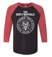 The Great Seal of The Dirty Buffalo (3/4 sleeve)