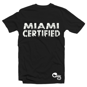 MIAMI CERTIFIED