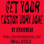 Custom Work Done By CraVe