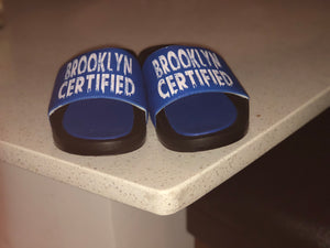 Brooklyn Certified or Flatbush Certified Slides