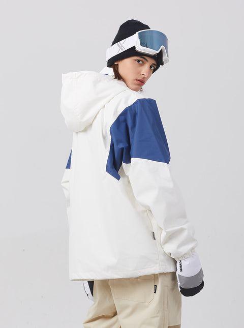 NBD UNISEX LIGHT-WEIGHT ANORAK JACKET