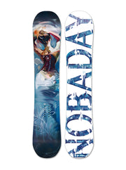 NOBADAY BEAUTY SNOWBOARD