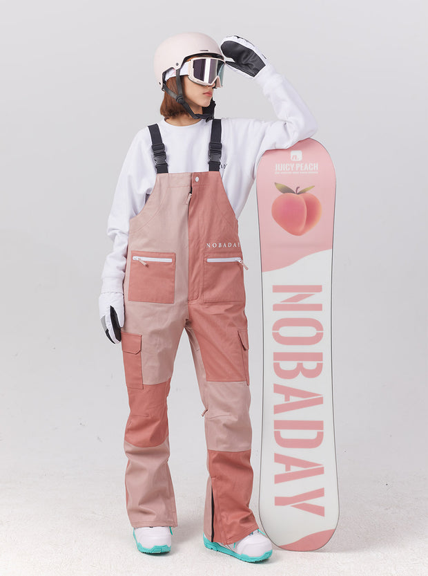 NOBADAY JUICY PEACH SNOWBOARD