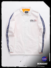 NASA X NOBADAY SPACE COACH JACKET