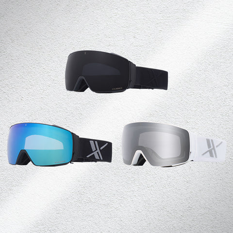 PRE-ORDER NOBADAY X-MAX SPHERICAL LENS GOGGLES