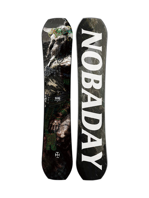 NOBADAY DOOM MONSTER SNOWBOARD