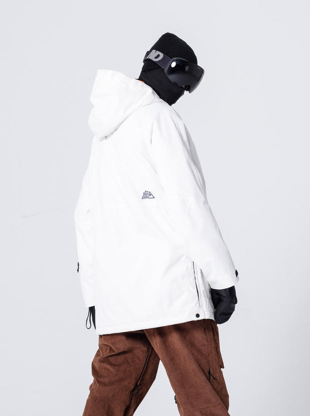 NBD INDEPENDENT ANORAK JACKET-PURE