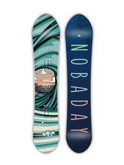 NOBADAY SUMMER-BRAVED SNOWBOARD