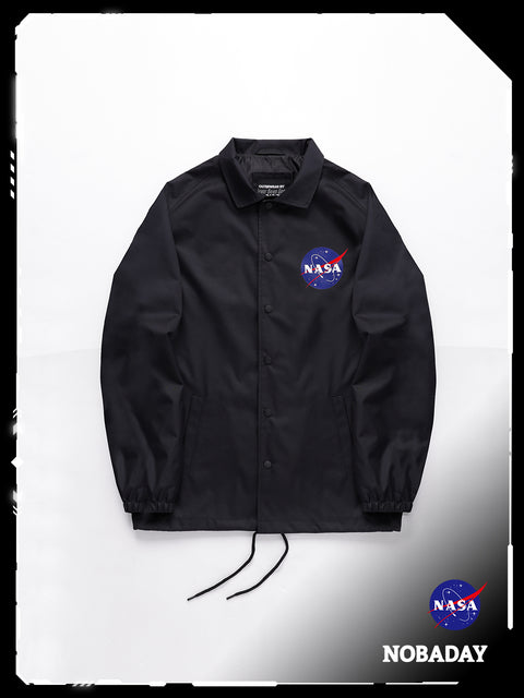 NASA X NOBADAY APOLLO COACH JACKET