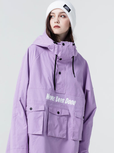 WOMEN'S LIGHT-WEIGHT RICKEY ANORAK JACKET