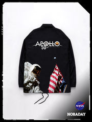 PRE-ORDER NASA X NOBADAY APOLLO COACH JACKET
