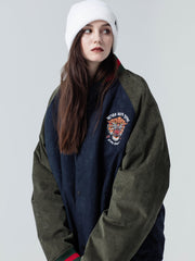 WOMEN'S NBD BASEBALL JACKET