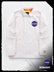 NASA X NOBADAY UNIVERSE COACH JACKET