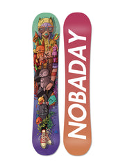 NOBADAY X TEN HUNDRED BOARD