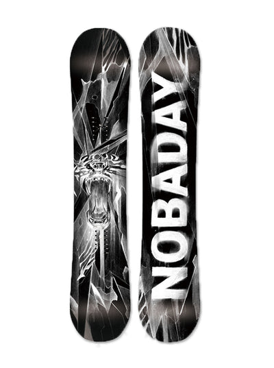 NOBADAY MAX PARROT 19 PRO MODEL INSANE SNOWBOARD