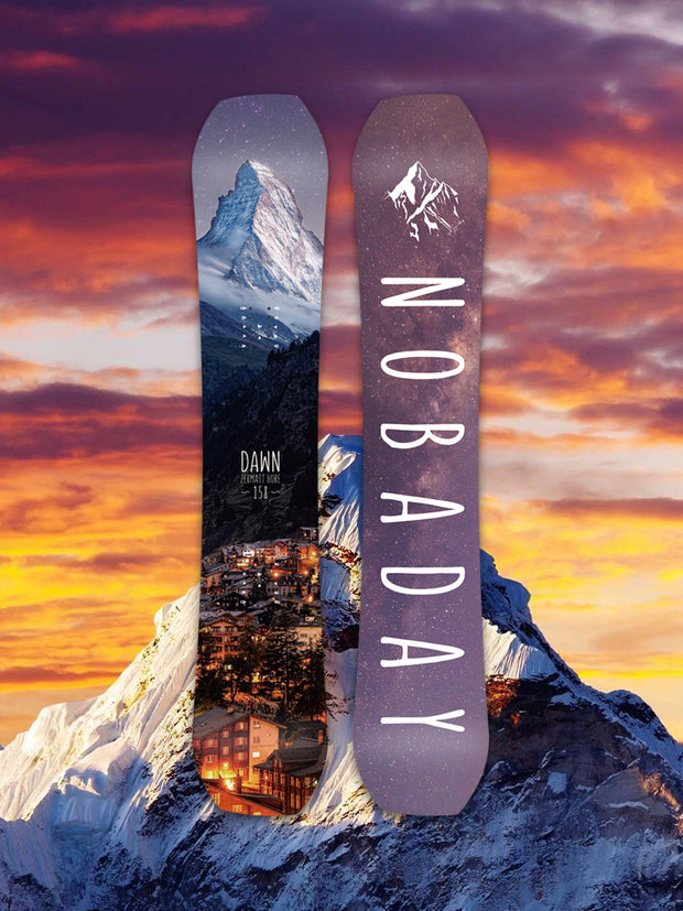 NOBADAY DAWN2 SNOWBOARD