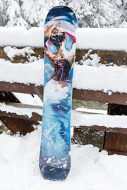 PRE-ORDER NOBADAY BEAUTY SNOWBOARD