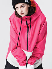 WOMEN'S NBD SPORTS JACKET-PINK