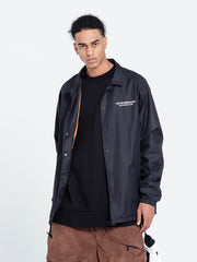 NBD COACH JACKET-BLACK