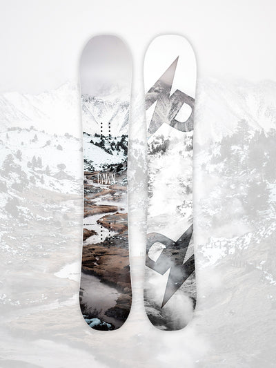 NOBADAY DAWN3 SNOWBOARD