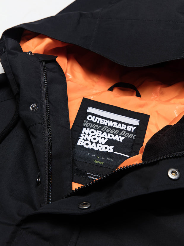 LIGHT-WEIGHT RICKEY ANORAK JACKET